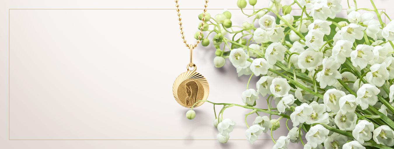Biżuteria i Zegarki - Komunia Święta