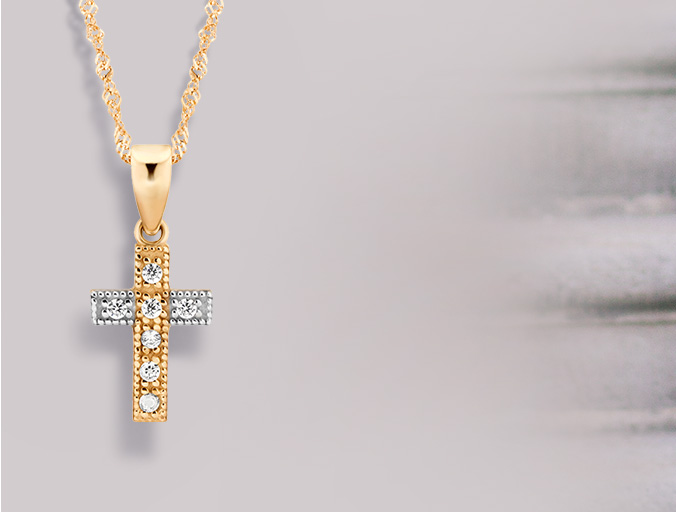 Biżuteria - Pamiątka Komunii Świętej
