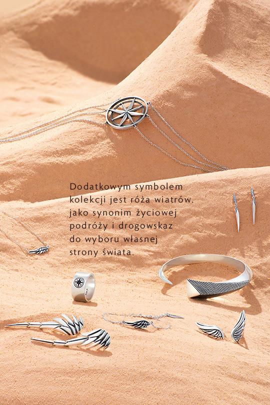 Biżuteria Freedom W.KRUK i Martyna Wojciechowska