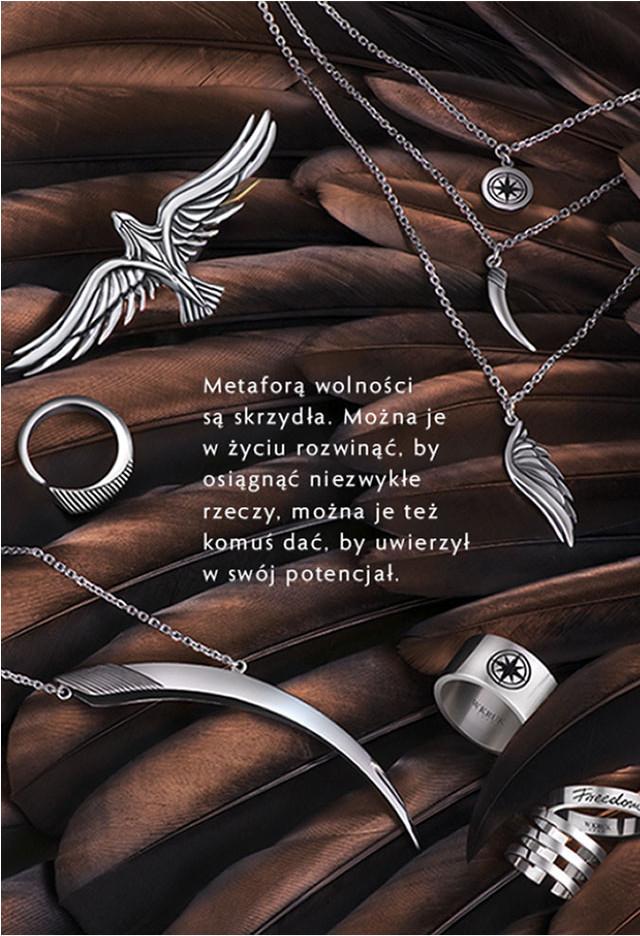 Kolekcja Biżuterii Freedom