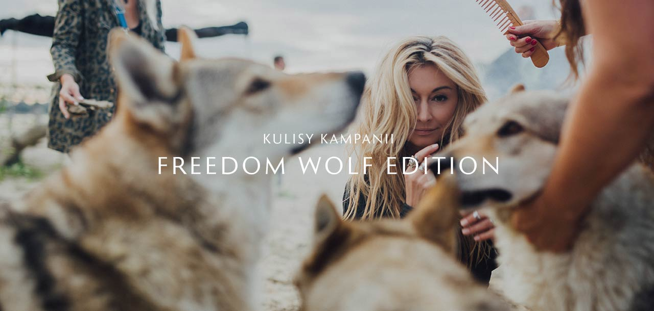 Biżuteria Freedom Wilk