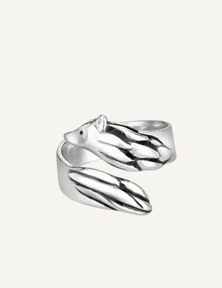 Biżuteria Srebrna Wilk