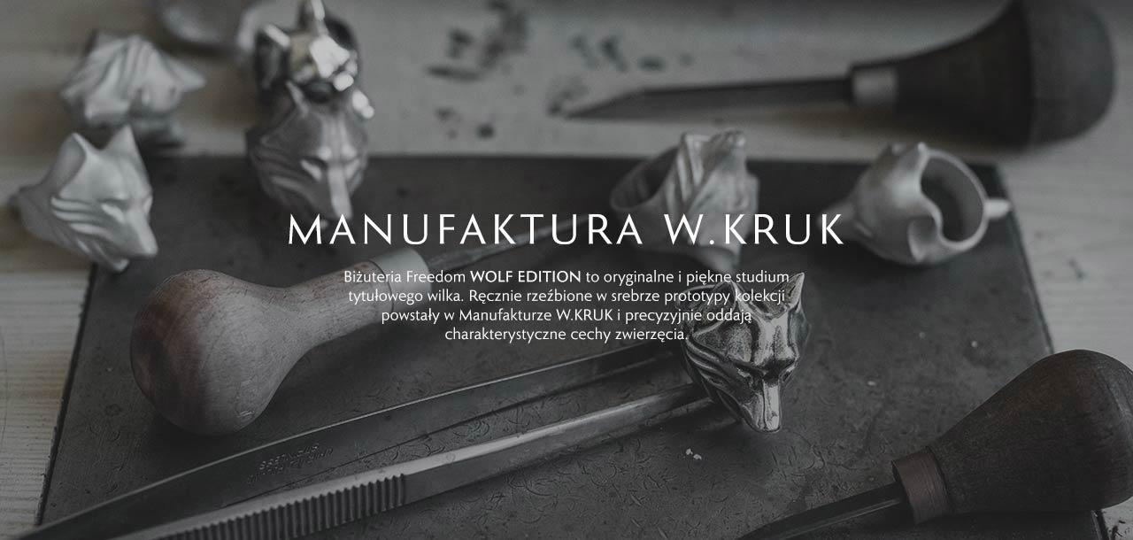 W.KRUK Freedom Wolf