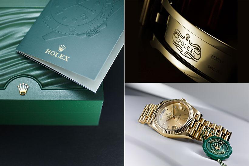 Rolex kolekcja