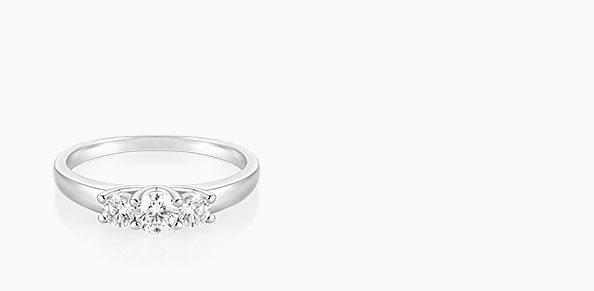 Pierścionki zaręczynowe Wieczny