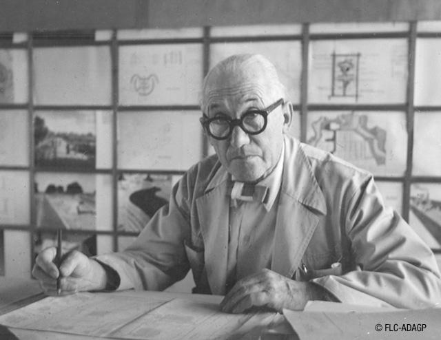 Rado Ojciec Modernizmu - Zdjęcie Le Corbusier