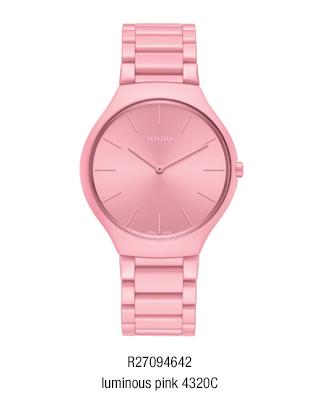 Luminous Pink