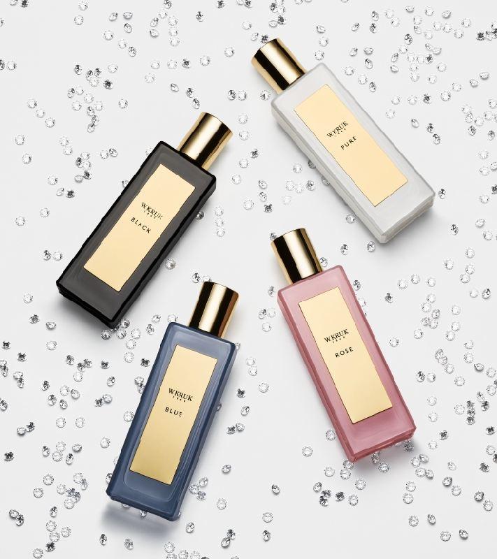perfumy inspirowane diamentami