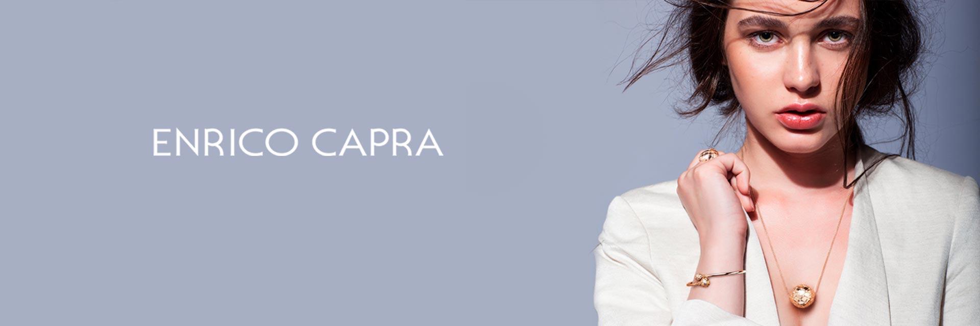 biżuteria Enrico Capra
