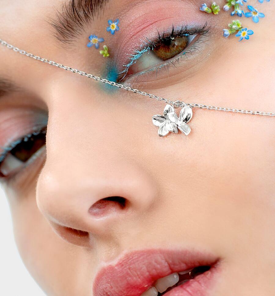 biżuteria wild flower
