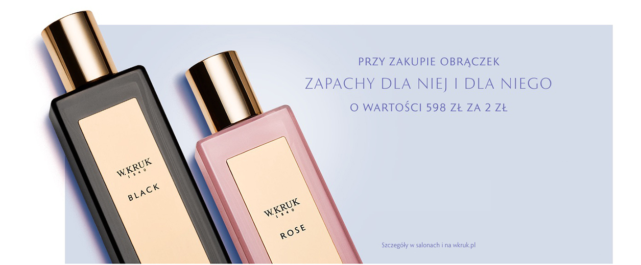 perfumy W.KRUK