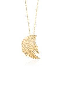 Wisiorek złoty