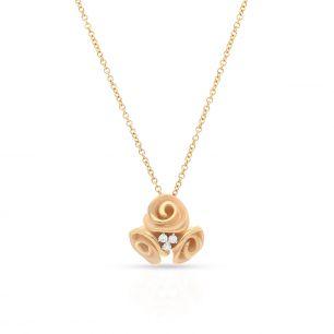 Naszyjnik różowe złoto ANNA MARIA CAMMILLI ZMM/NB+55R