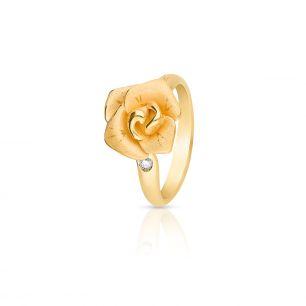 Pierścionek różowe złoto ANNA MARIA CAMMILLI ZMM/PB+42R