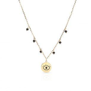 Naszyjnik złoty Symbole ZTO/NW22