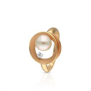 Pierścionek złoty ANNA MARIA CAMMILLI ZMM/PB+23R