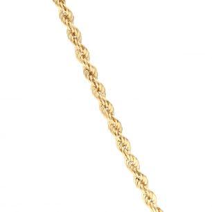 Łańcuszek złoty singapur ZVI/LK01