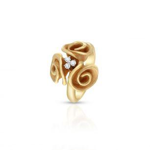 Pierścionek złoty ANNA MARIA CAMMILLI ZMM/PB+56