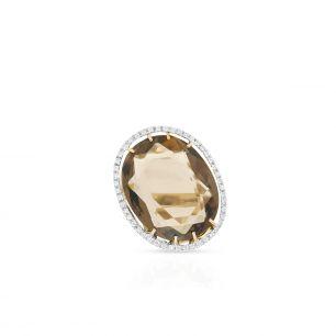 Pierścionek złoty Casato ZTT/PB+91BK
