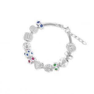Zawieszka srebrna Lovely Beads SKE/HC011