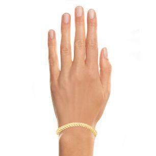 Bransoleta srebrna OHELO SPS/AS153Z