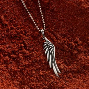 Wisiorek srebrny Freedom WWK/WS1510