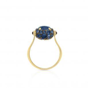 Pierścionek złoty Nanis ZNA/PB+359