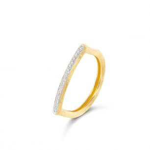 Pierścionek złoty Nanis ZNA/PB+415
