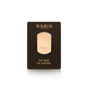 Złoto W.KRUK XWK/IZN120