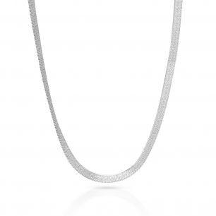 Naszyjnik srebrny W.KRUK SXX/N1041