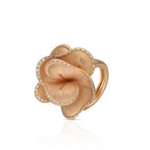 Pierścionek złoty ANNA MARIA CAMMILLI ZMM/PB+132R