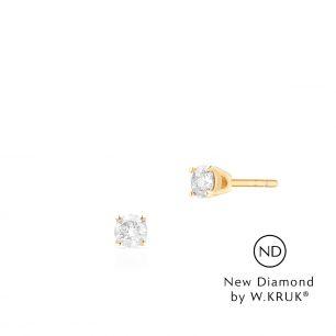 Kolczyki złote Doskonały XWK/KB-01