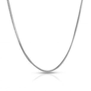 Łańcuszek srebrny pancerka SSC/LS045