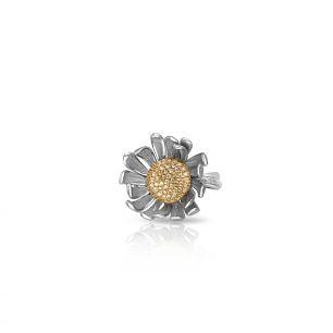 Pierścionek złoty bicolor ANNA MARIA CAMMILLI ZMM/PS02BK