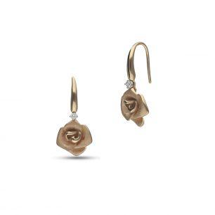 Kolczyki różowe złoto ANNA MARIA CAMMILLI ZMM/KB+42R