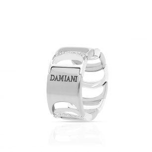 Pierścionek białe złoto DAMIANI ZII/PB+68B