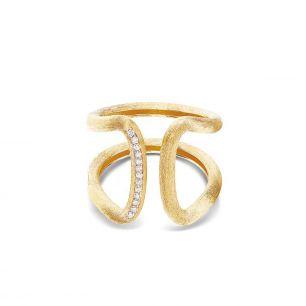 Pierścionek złoty Nanis ZNA/PB+418