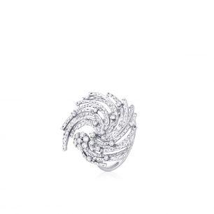 Pierścionek srebrny Blask SDL/PC153