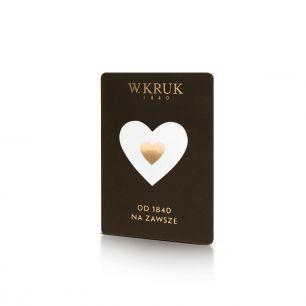 Złoto W.KRUK XWK/IZS015