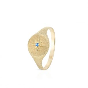 Pierścionek złoty Etno ZTO/PC52