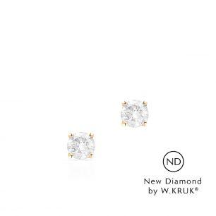 Kolczyki złote Doskonały XWK/KB-05