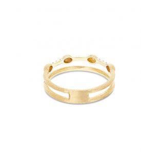 Pierścionek złoty Nanis ZNA/PB+376K