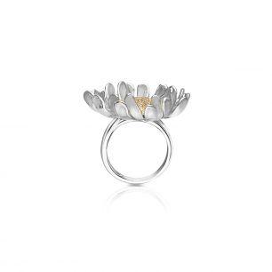 Pierścionek złoty bicolor ANNA MARIA CAMMILLI ZMM/PS01BK