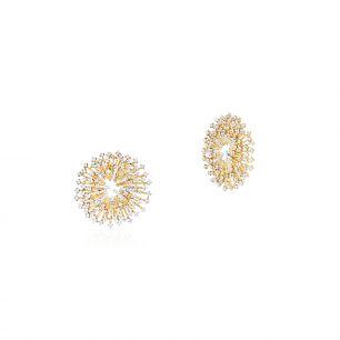 Kolczyki złote Blask ZDL/KB+41