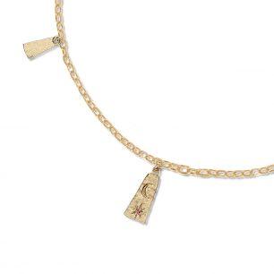 Bransoletka złota Etno ZTO/AC75