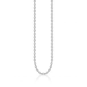 Łańcuszek srebrny W.KRUK SSX/L007
