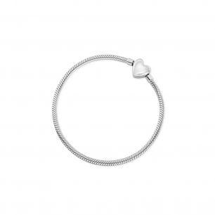Bransoleta srebrna do zawieszek lovely beads SDL/AS059