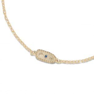 Bransoletka złota Etno ZTO/AC76
