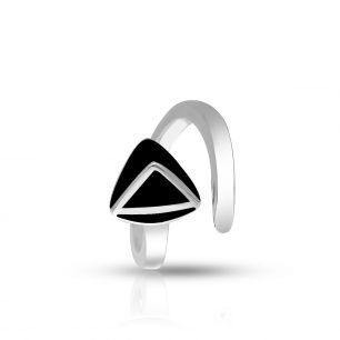 Pierścionek srebrny ALFIERI&ST. JOHN SEA/PS021