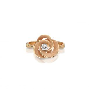 Pierścionek złoty ANNA MARIA CAMMILLI ZMM/PB+114